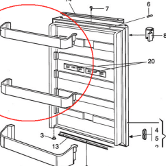 Dometic Rm2852 Wiring Diagram Of The Four Quadrants Rm 2652 Rv Refrigerator Diagrams Lower Door Shelf For Part 2932576016 Parts Rh Seekadventurerv Com Americana