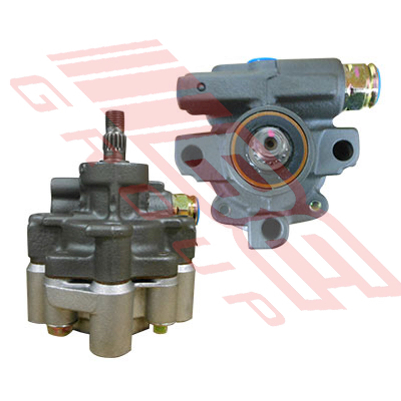 hight resolution of 1999 toyotum camry power steering pump