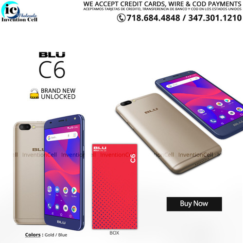 smartphones blu products page