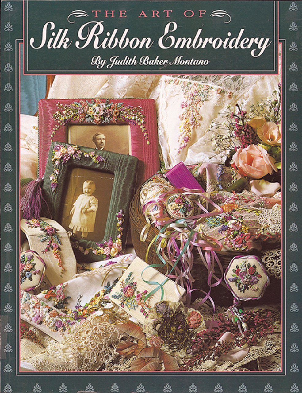 Silk Ribbon Embroidery : ribbon, embroidery, Ribbon, Embroidery, Print-on-Demand, Edition, Publishing