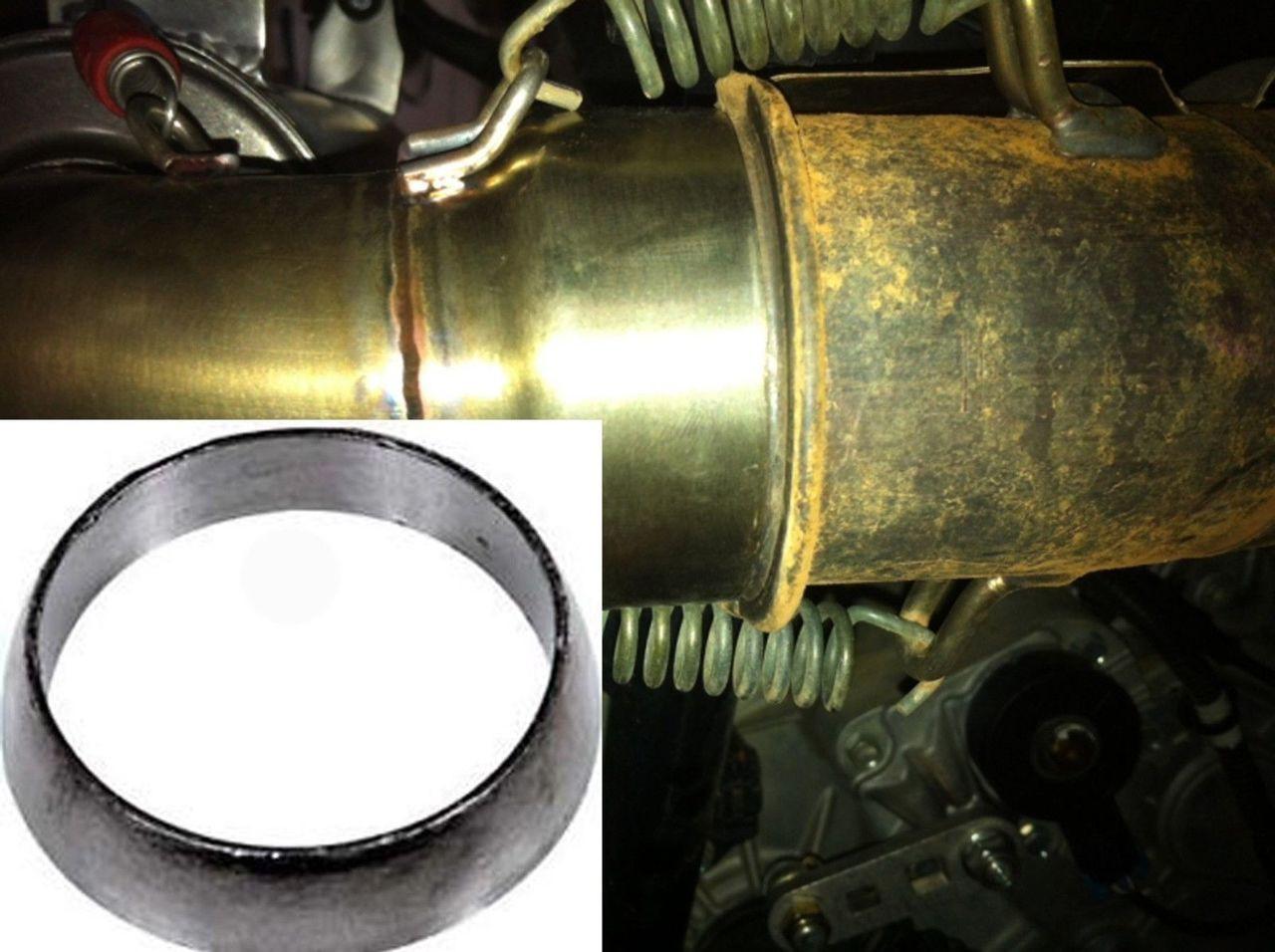 polaris rzr 800 rzr 800s rzr 4 exhaust donut manifold gasket 2008 2014