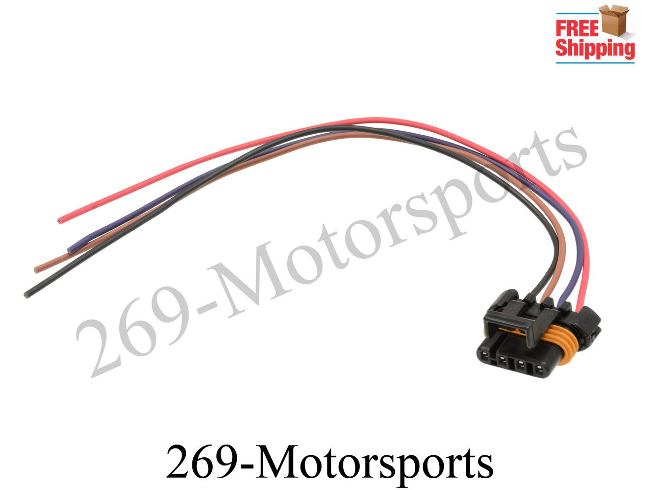 o2 oxygen sensor wiring harness connector pigtail for gm camaro firebird ls1 lt1 [ 1280 x 960 Pixel ]