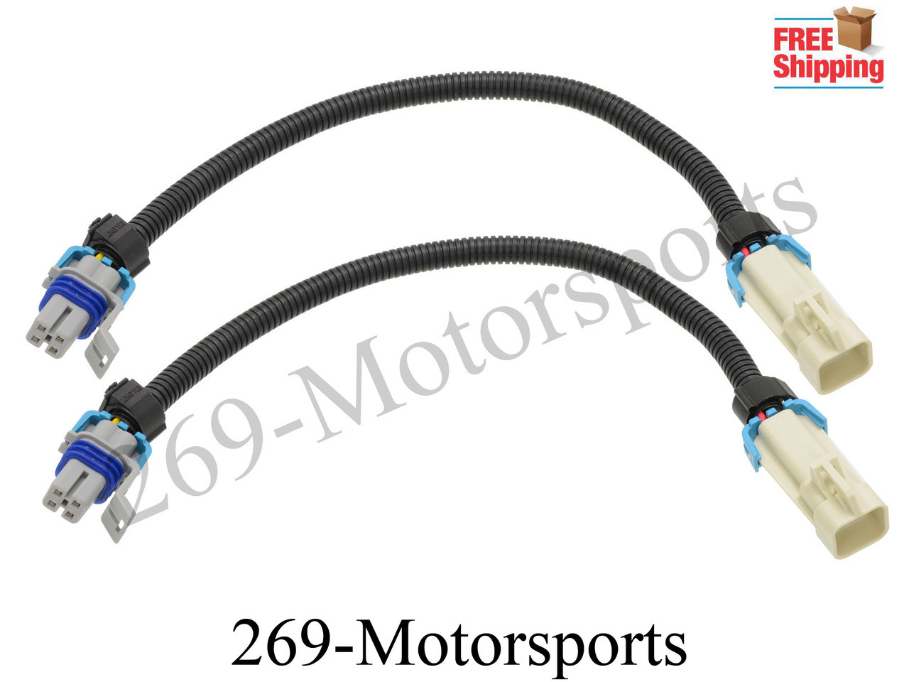 hight resolution of o2 oxygen sensor header extension wire harness fits ls1 ls2 04 06 gto cts v 12