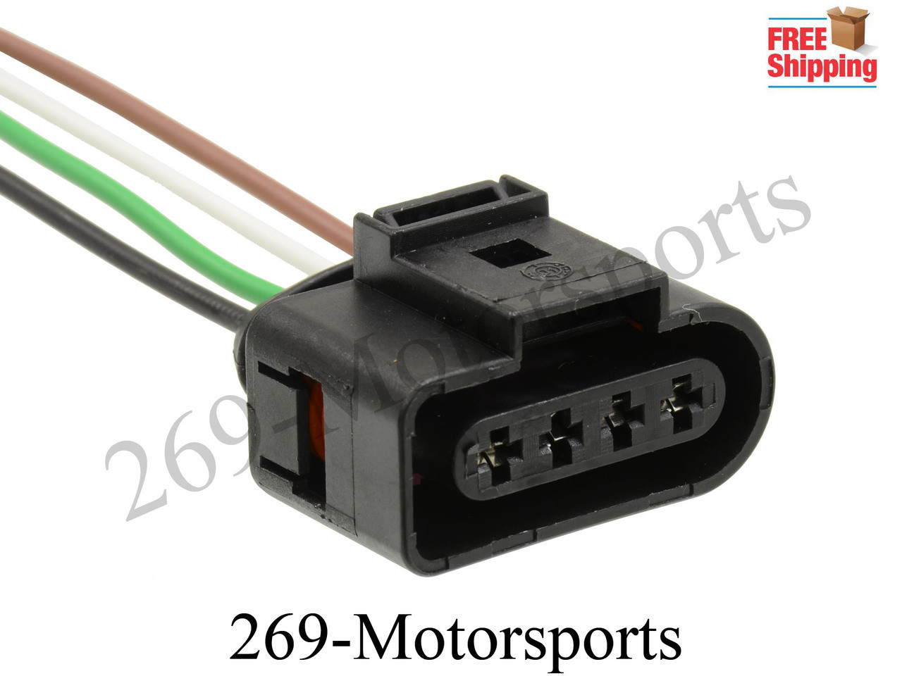 small resolution of 4 ignition coil connector repair kit harness wiring fits vw audi jetta passat vw