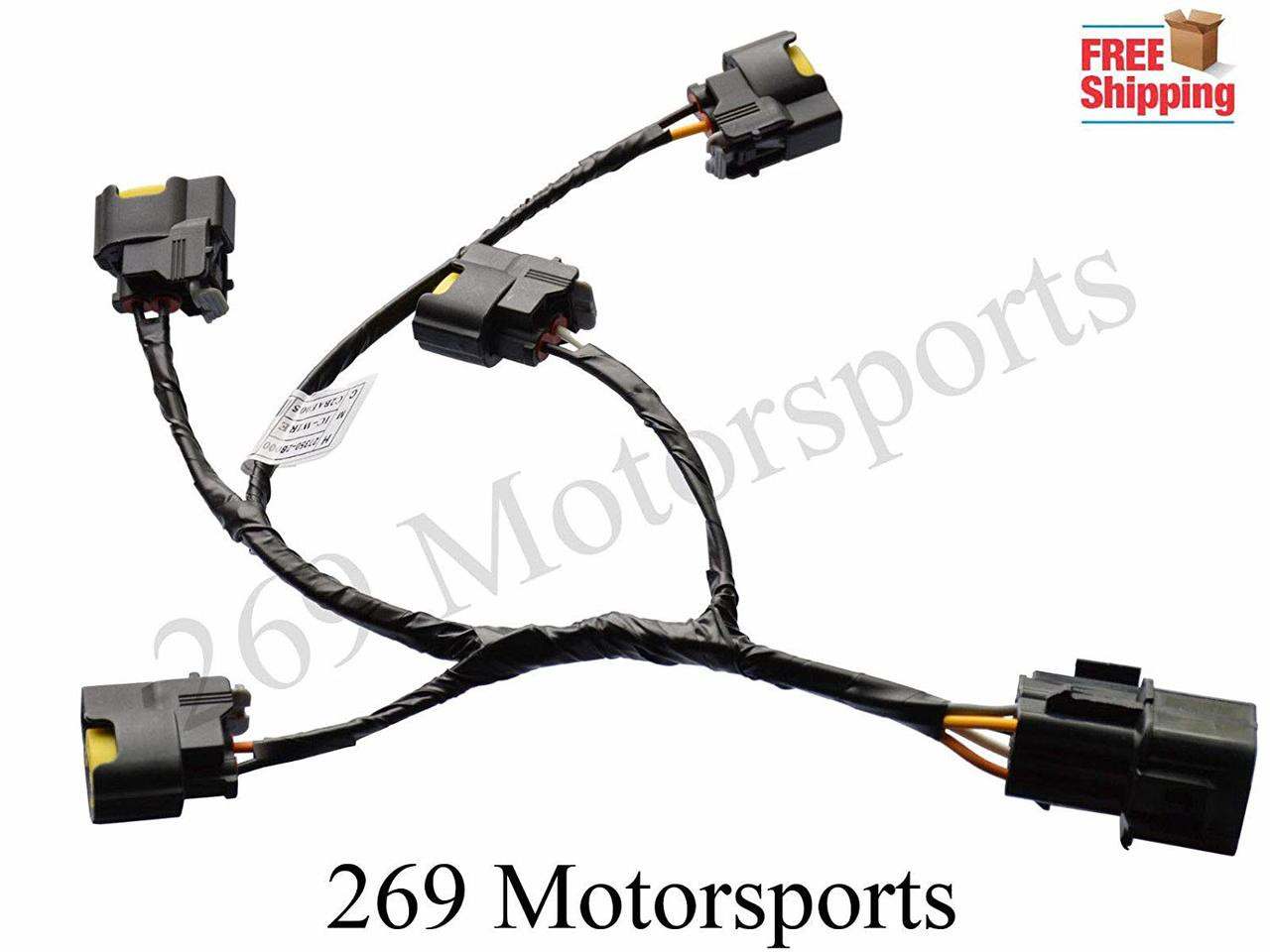 hight resolution of ignition coil wire harness for 10 14 veloster rio soul 1 6l replaces 27350 2b000
