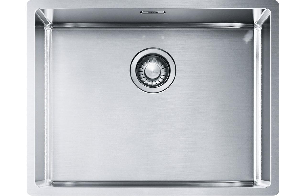 franke box bxx 110 54 1b undermount sink stainless steel
