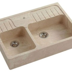 Stone Kitchen Sink Cabinets Decor Chambord Charles I Sinks Ii
