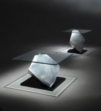 How to Decorate with Glass Coffee Tables - www ...