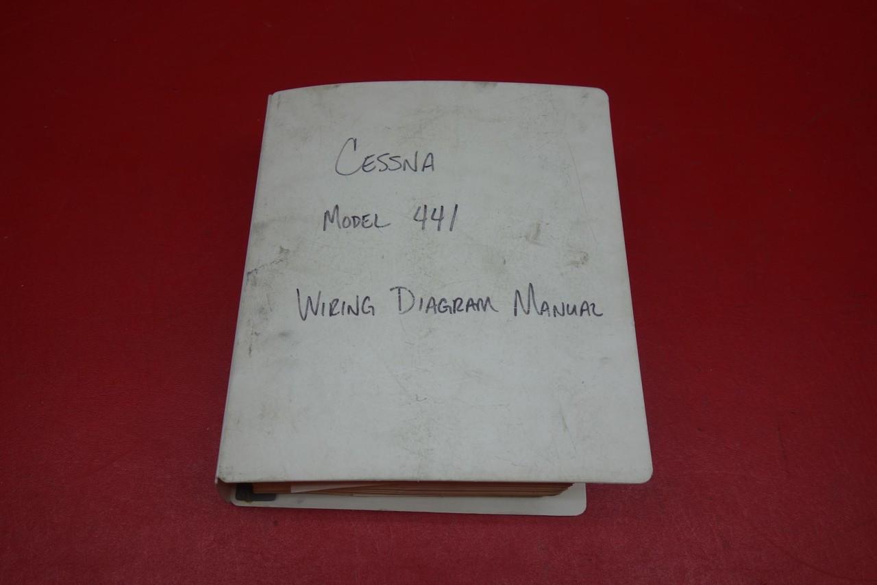 medium resolution of cessna 441 conquest wiring diagram manual pn d2519r7 13 fca air parts