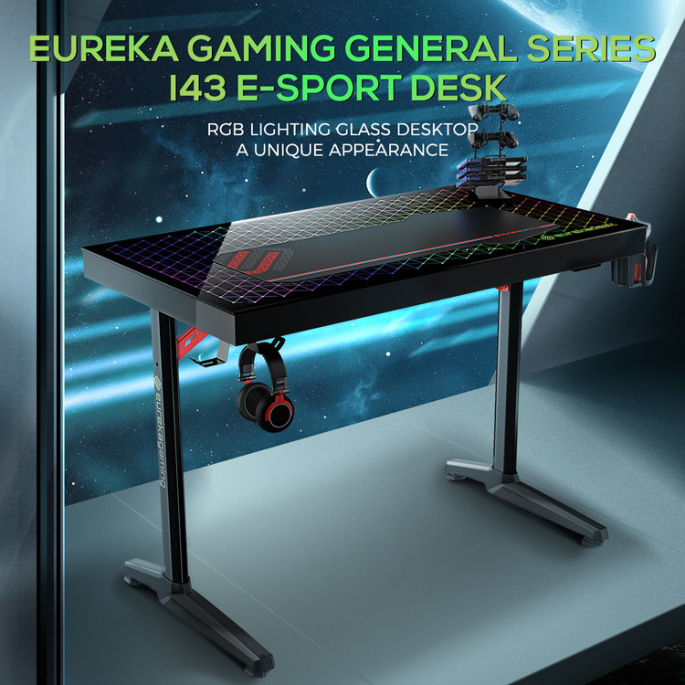 Gaming Desks Best Gaming Computer Desk For Pc Console Video Gamers
