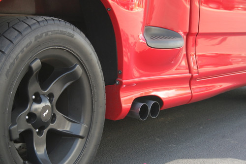 ford lightning 2 or 3 exhaust systems