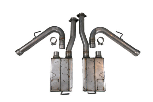roush mustang 1999 2004 side exit kit systems