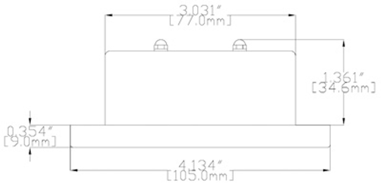 hight resolution of  t105 led recessed down light 4