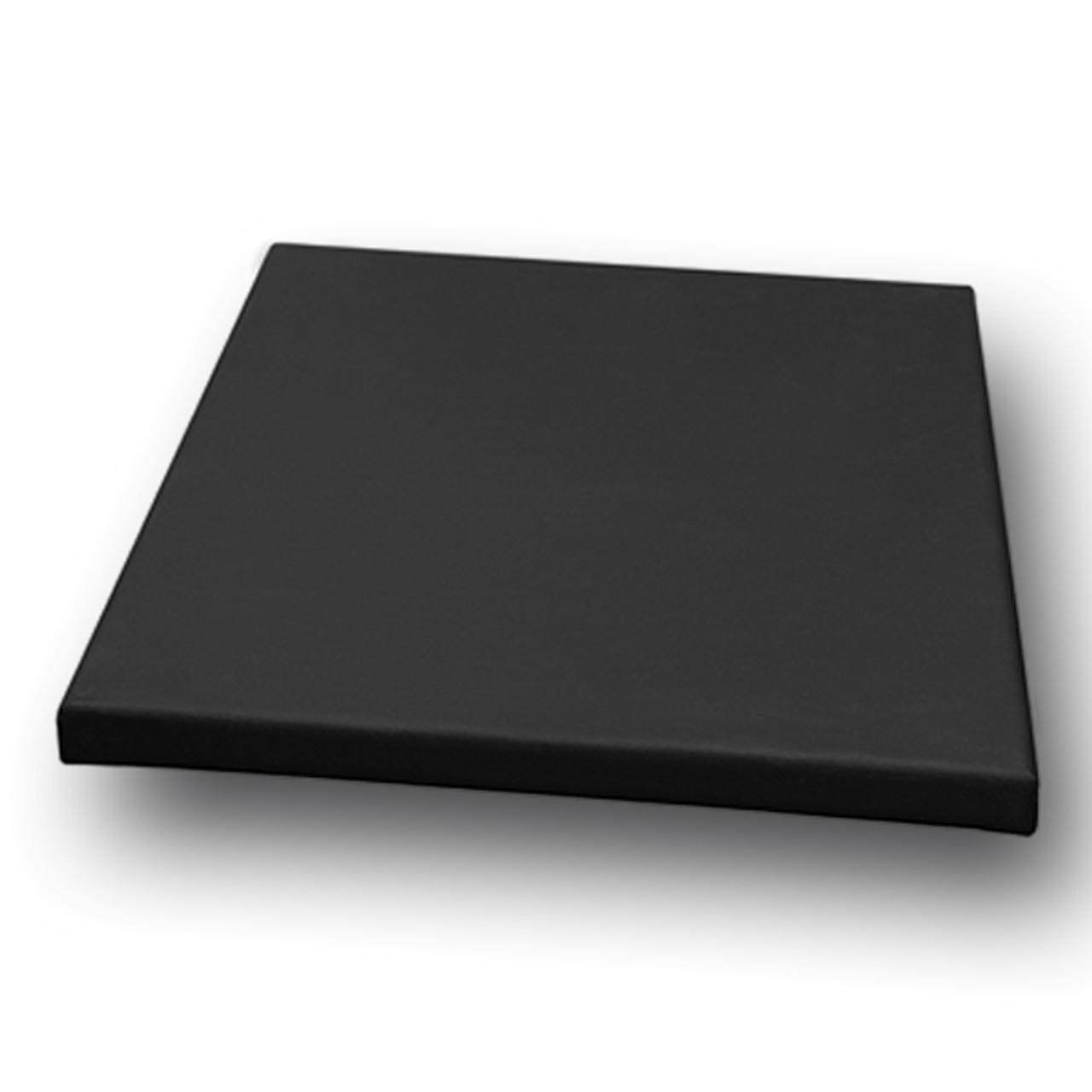 3 4 stretched black