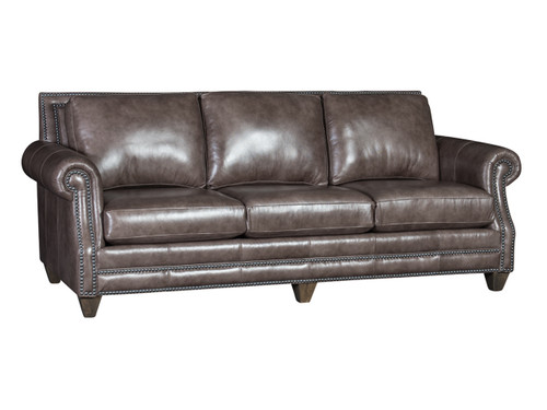 material and leather sofa cheap corner sofas ireland fabric withnailhead trim 9000 shown with nailhead can be ordered without in