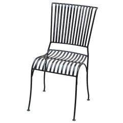 Cafe Chairs Metal French Louis Xv Style Armchair Bistro Chair Zin Home