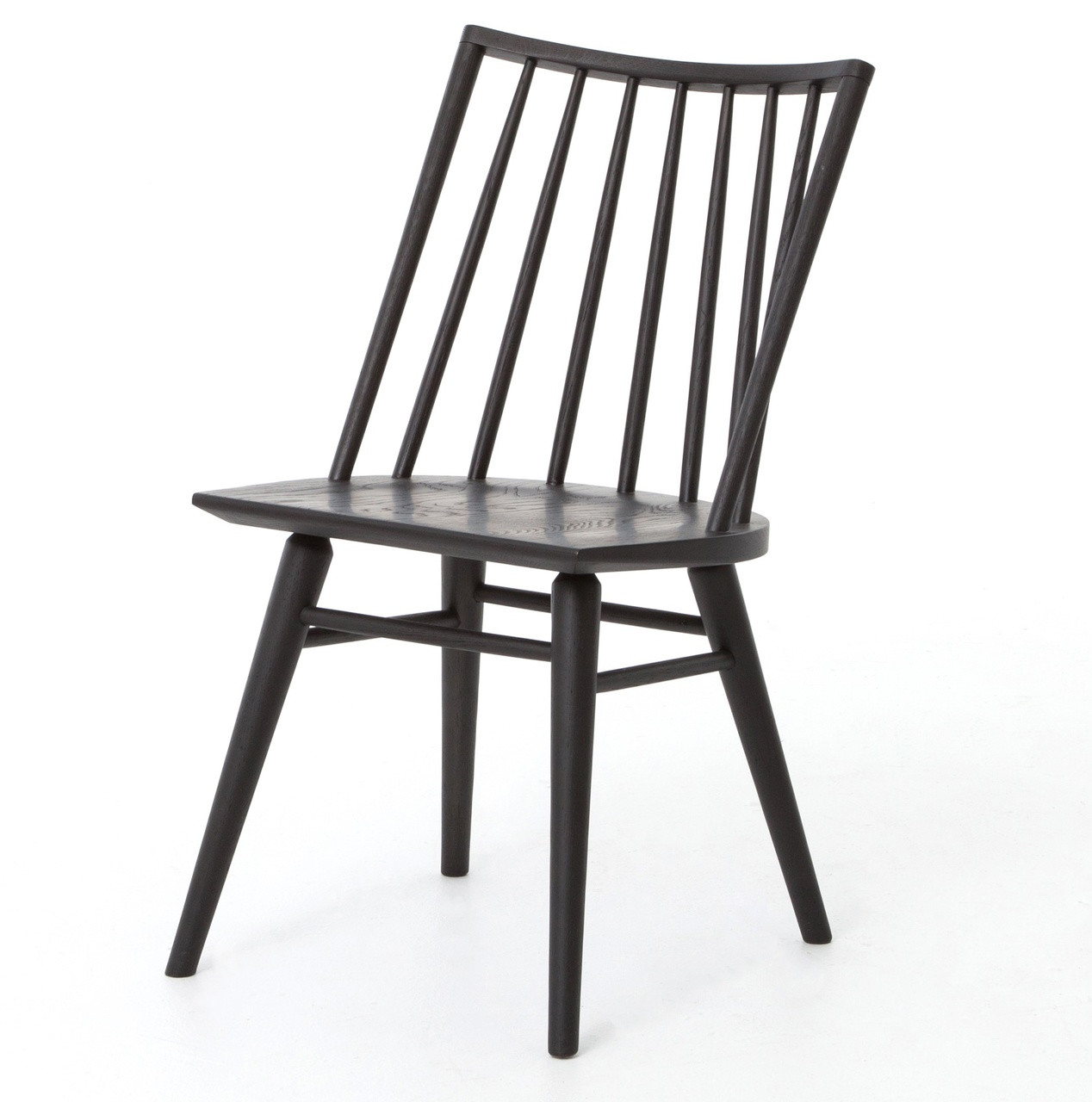 Windsor Chairs Black Windsor Dining Chair Black Oak