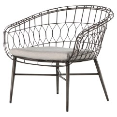 Woven Outdoor Chair Rocking Chairs Walmart Tubman Rounded Iron Rattan Lounge Zin Home