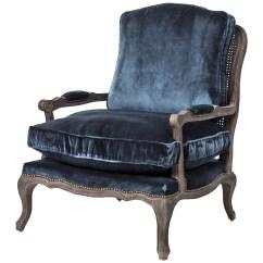 Accent Chair Blue Jimmy Buffett Margaritaville Adirondack Chairs Boutique French Bergere Velvet Zin Home