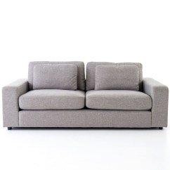 2 Cushion Sofa Milo Corner And Swivel Chair Bloor Contemporary Gray Fabric Upholstered 82 Cken 142 360 Frt 1 34756 1510783219 Jpg C Imbypass On