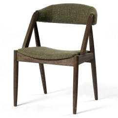 Modern Green Dining Chairs Patio Chair Repair Service Holton Mid Century Zin Home