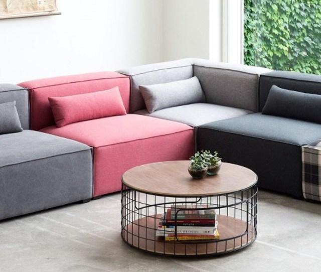 Designer Guide To Best Modular Sectional Sofas