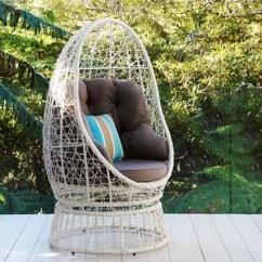 Swivel Pod Chair Latest Revolving Designs Samantha Wicker White Australia S Best Online