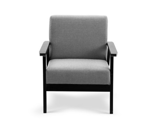 single sofa chair leather high back living room sofas lounges suites fabric skane seater blaac grey