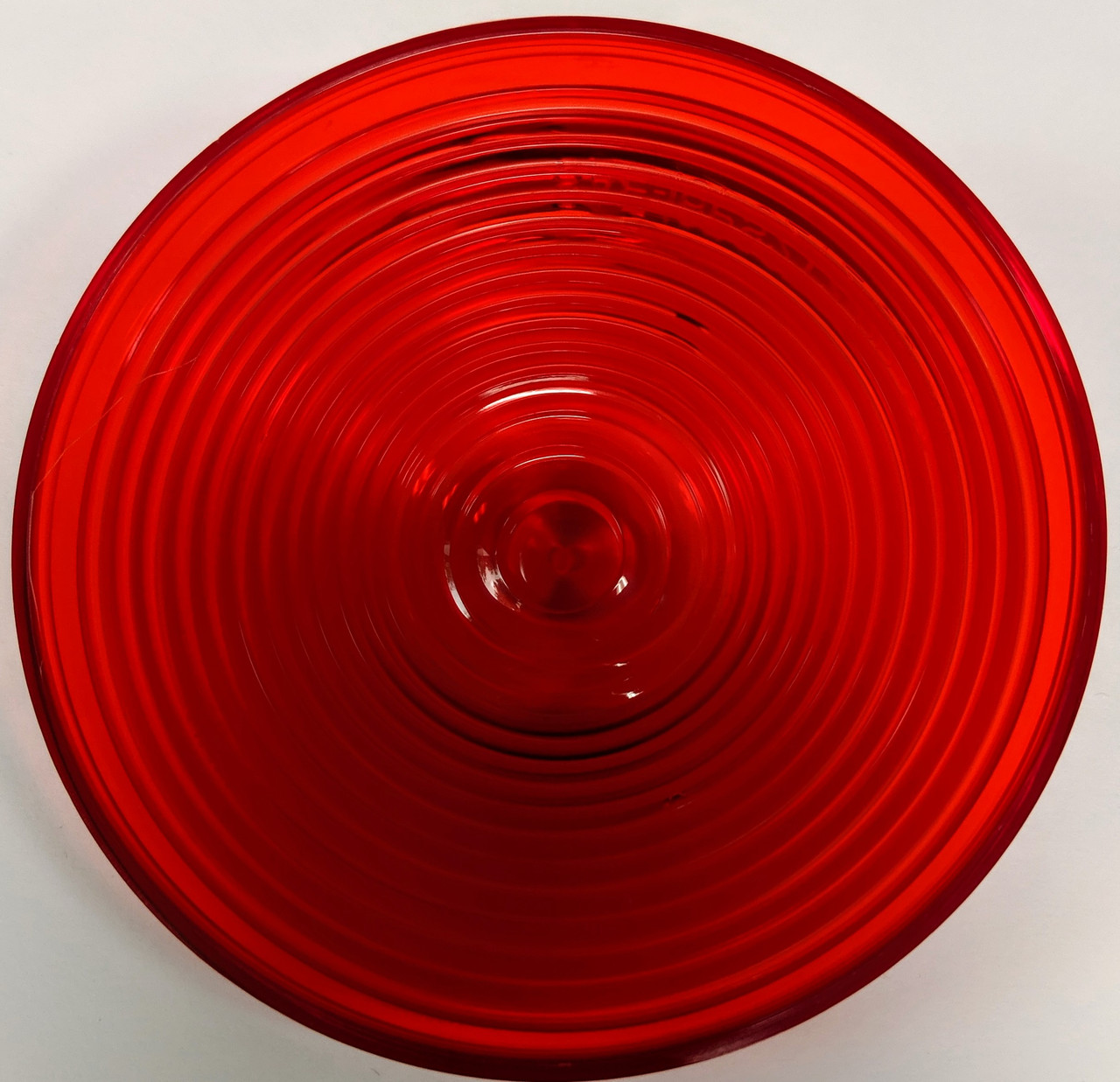small resolution of  90232 grote 4 red lens only for 50852 stop tail light