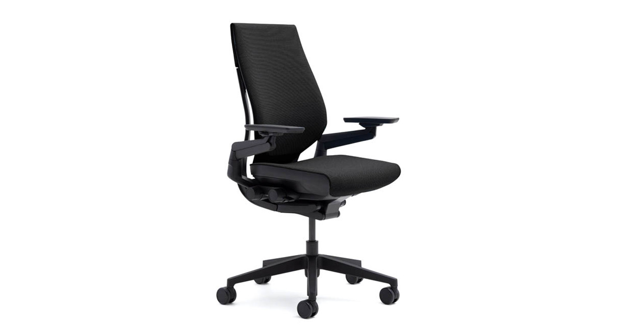 steelcase gesture chair christmas covers blue shop chairs the s flexible 3d liveback design allows back to conform different user body