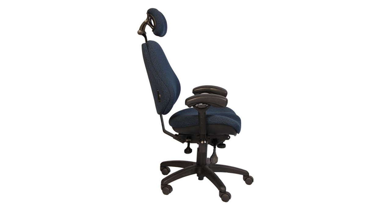 Fit Chair Bodybilt 3507 Back Style High Back Executive Chair With Headrest