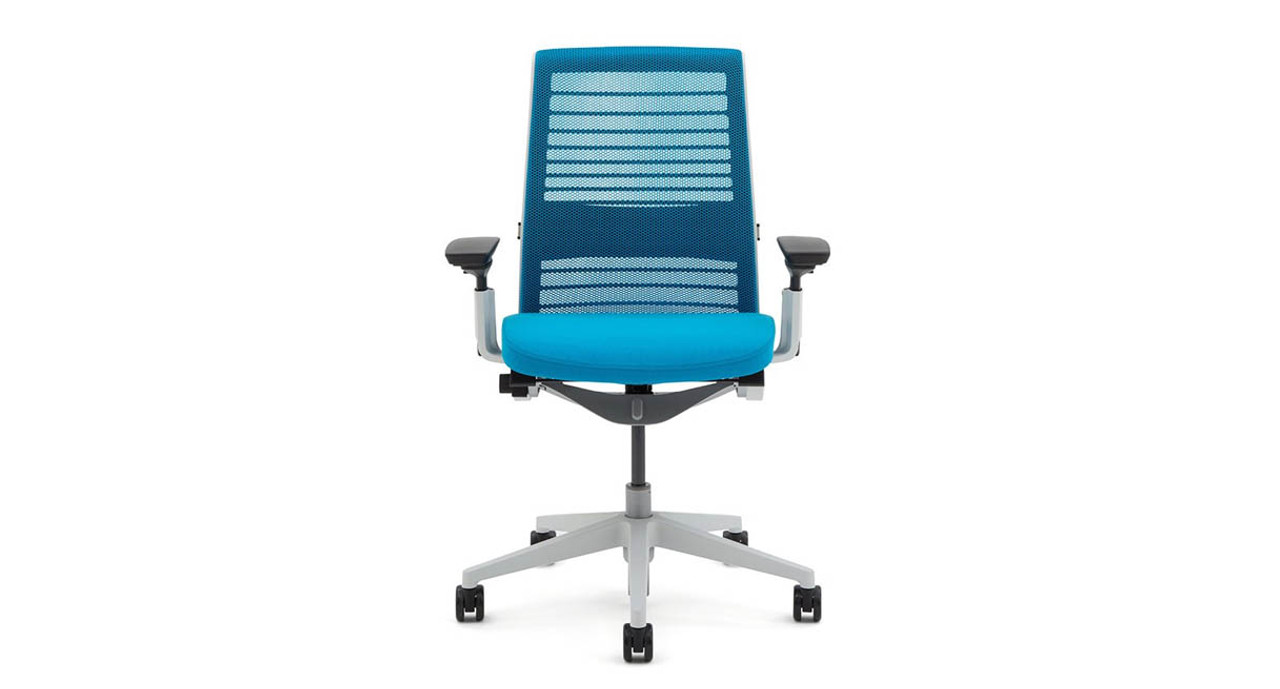 Fit Chair Steelcase Think Chair With 3d Knit Back