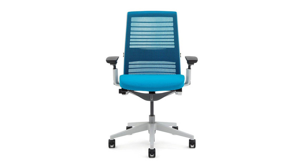 Steelcase Chair Parts Steelcase Think Chair With 3d Knit Back