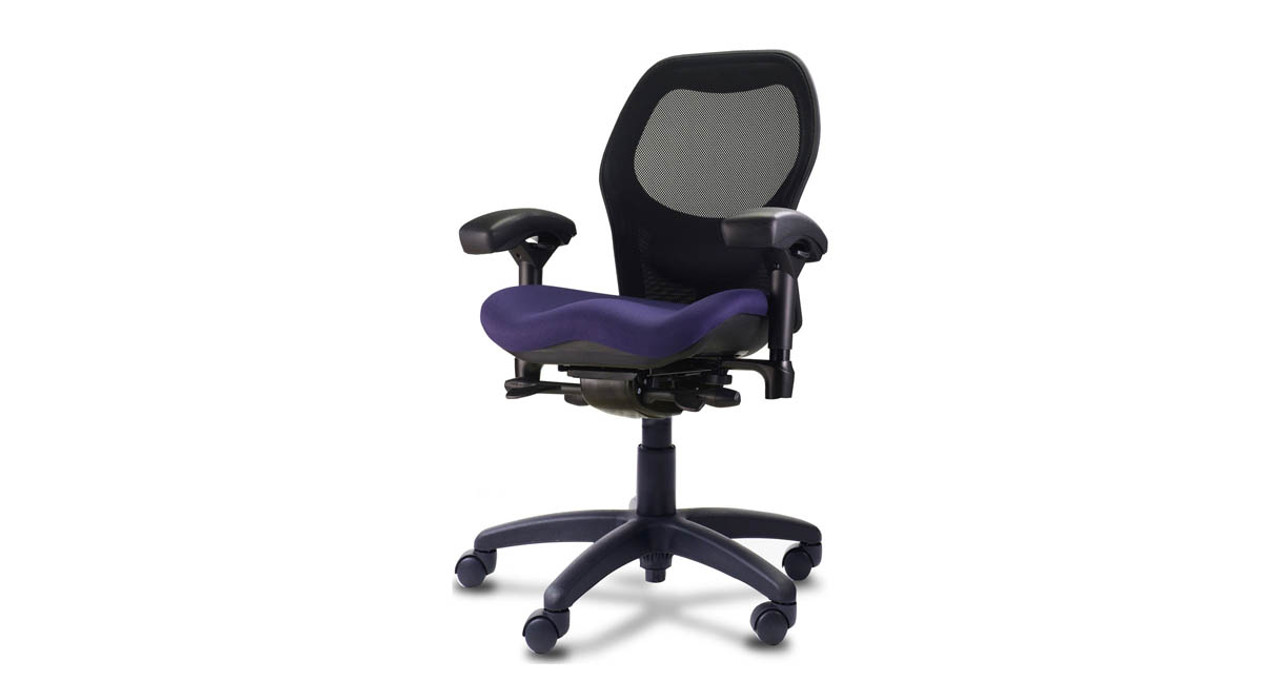 ergonomic chair back angle high tulle skirt bodybilt 2600 mesh shop chairs 9 inches of adjustable lumbar support with backrest adjustment and seat height