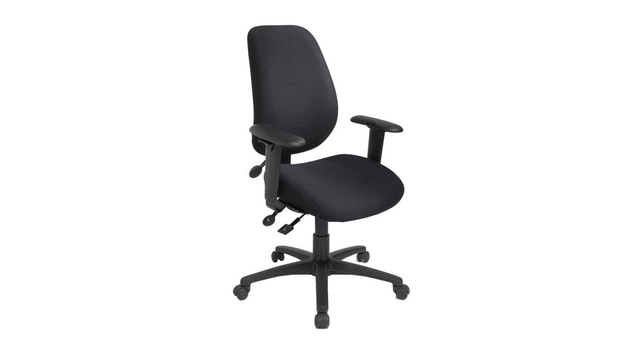office chair levers norwegian posture ergocentric geocentric task shop chairs geometrically shaped adjustment paddles and are easy to use