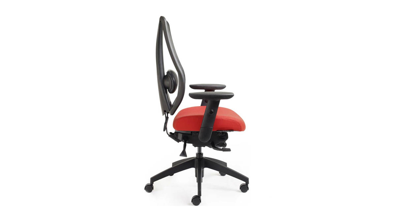 Fit Chair Ergocentric Tcentric Hybrid Chair