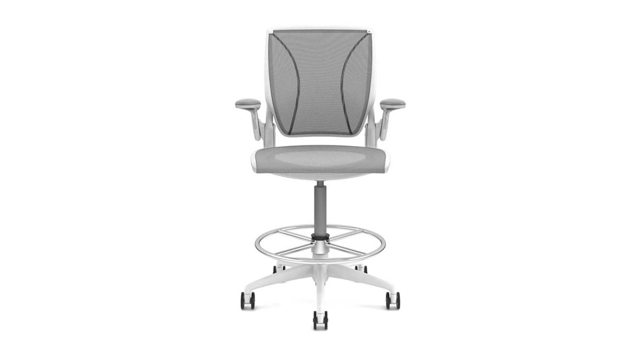 Humanscale Diffrient World Chair Humanscale Diffrient World Drafting Chair