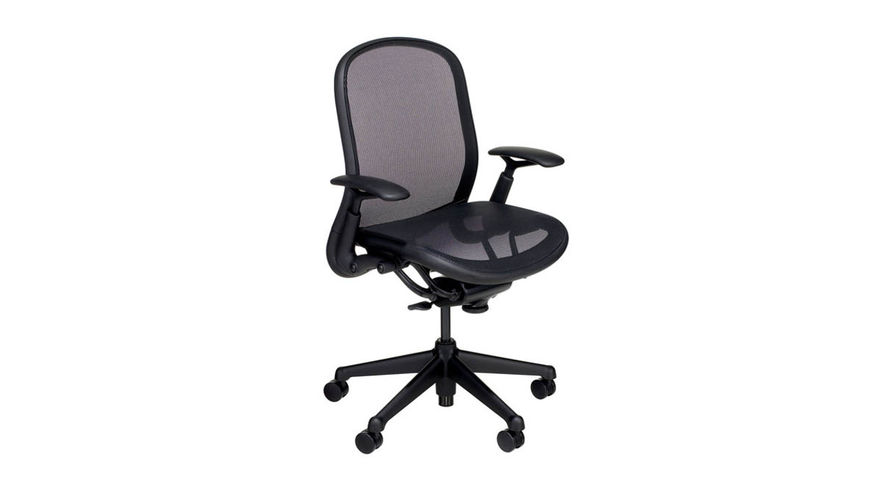 knoll chadwick chair instructions girls desk with shop office chairs forward seat tilt adjusts automatically to allow users sit while typing