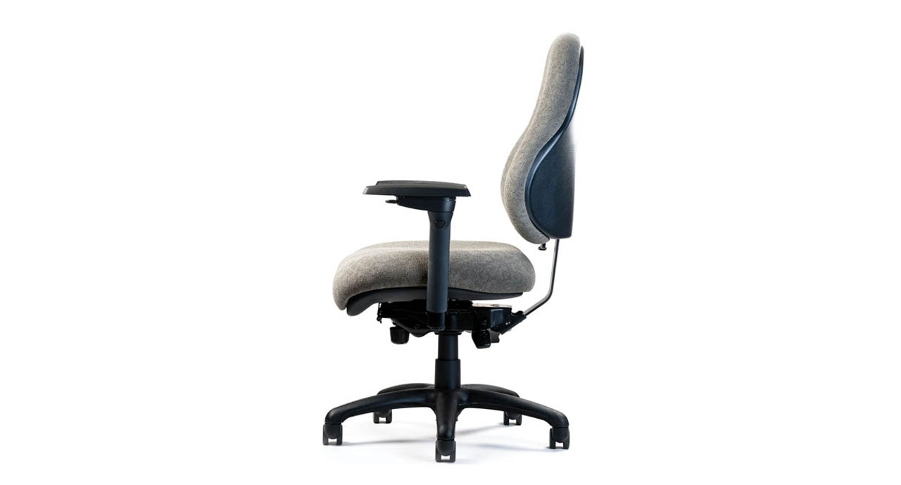 neutral posture chair review office under 3000 8000 shop ergonomic chairs select your lumbar support minimal or moderate inflatable air comes standard
