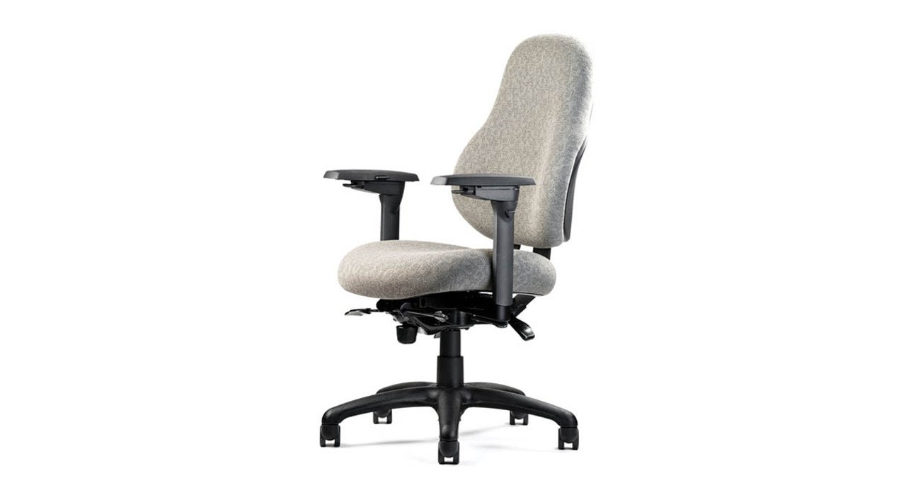 neutral posture chair review where to make papasan cushion 8000 shop ergonomic chairs adjustable back height and angle fits a variety of different postures body types the series