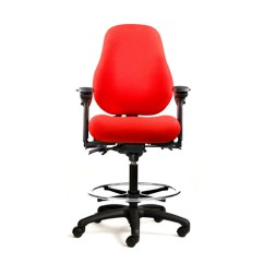 Office Chair Support For Upper Back Brown Executive Chairs Neutral Posture Nps8000 Series Drafting Contoured High Top Of The Line And Lumbar