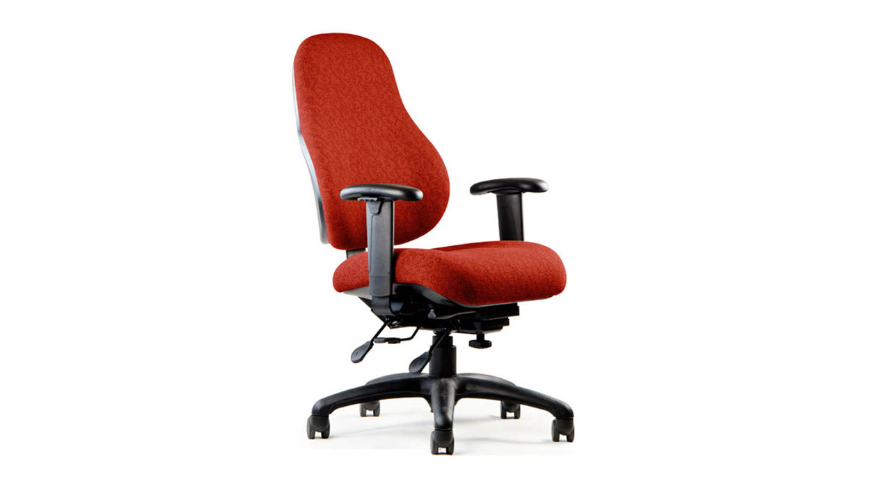Task Chairs With Arms Neutral Posture E Series Ergonomic Task Chair