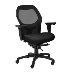 Mesh Task Chair Toys R Us Seating Inc Grid 300 Back With Optional Headrest Ratchet Height Adjustable