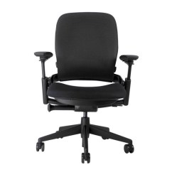 Chair Back Support Christmas Covers Dollar Tree Steelcase Leap Chairs With 3d Knit Mesh Human Solution Responsive Liveback Technology Lets The Flex As You Move To Provide Constant