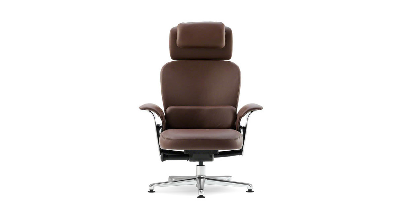 steelcase leap chair acrylic side worklounge in leather upper back force lets you set the ideal amount of resistance