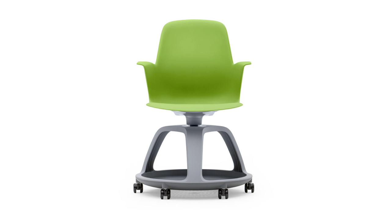 steelcase chair carl and ellie chairs node human solution the comes in a wide range of color options to inspire creativity