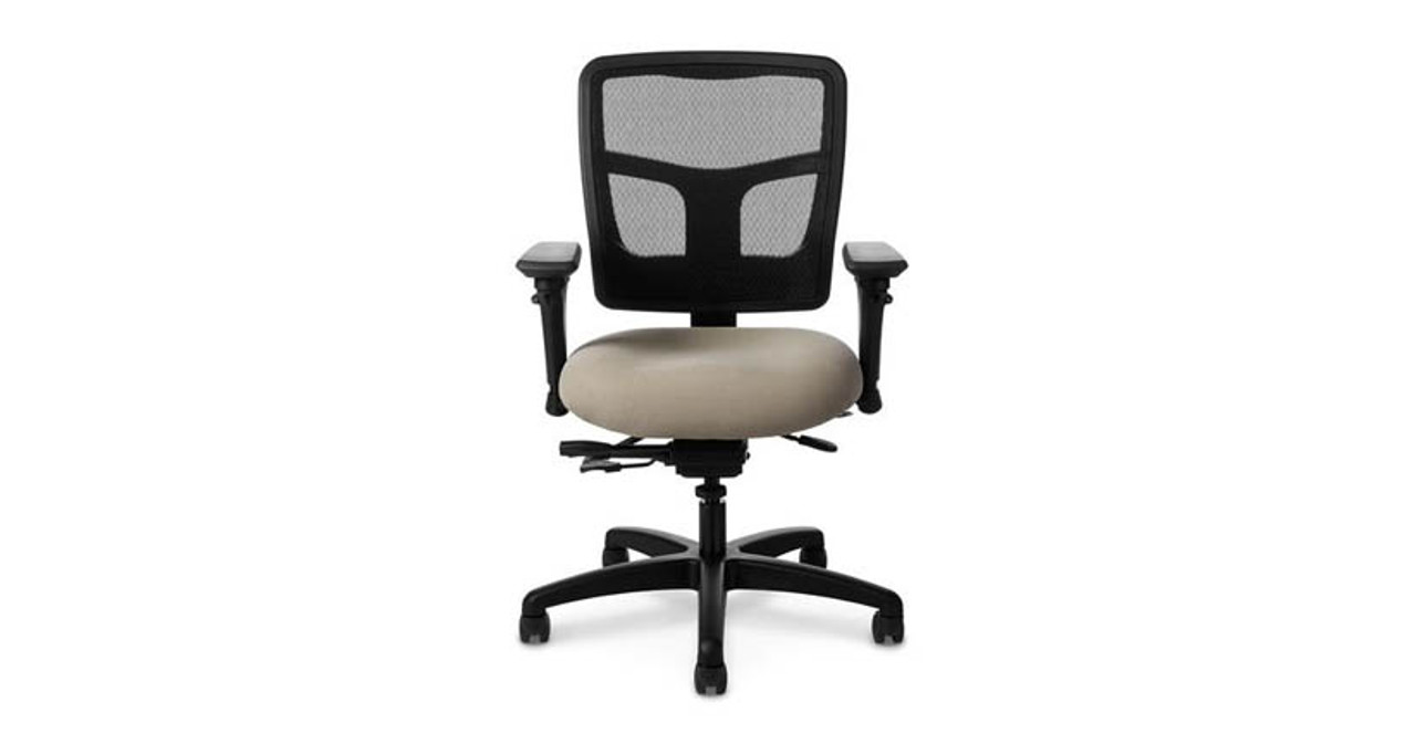 mesh back chairs for office hauck high chair master yes ys84 mid task mild saddle contoured seat