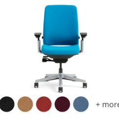 Office Chair Joystick Mount Swivel Gold Uplift Monitor Arm Shop Arms Upholster Your In One Of The Many Vibrant Fabric Options From Steelcase
