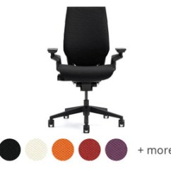 Steelcase Gesture Chair Exercise Ball Base With Wheels Headrest Shop Chairs