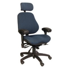 Big And Tall Office Chairs Baby Chair To Eat Shop Ergonomic Bodybilt 3507 Back Style High Executive With Headrest